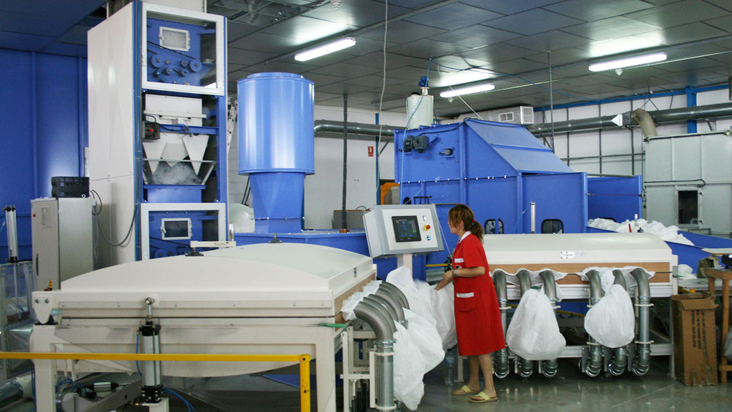 sofa cushions manufacturing